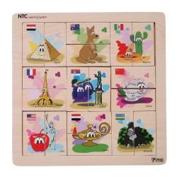 PINO – NTC associations game World