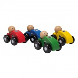 Wooden Race Car, Joueco