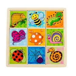 Colorful, PINO Jigsaw Puzzle