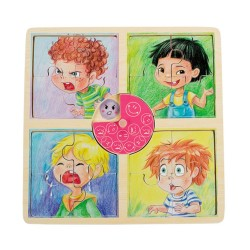 Emotions – Boy, PINO Jigsaw...