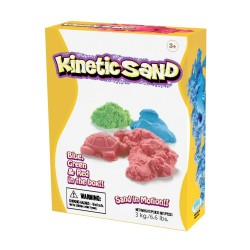 Kinetic Sand - 3 colours...