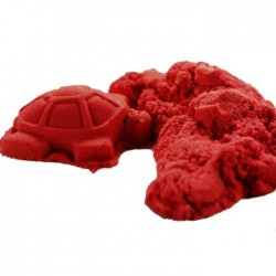 Kinetic Sand - Red, 2.27 kg