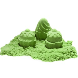 Kinetic Sand - Green, 2.27 kg