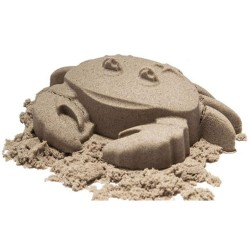 Kinetic Sand - Natural Colour, 2.5 kg