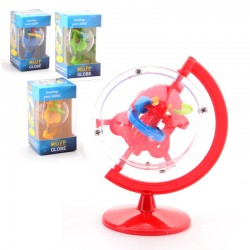 Exercise your mind maze globe in box