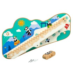 Wooden Wall Toy - Winter...