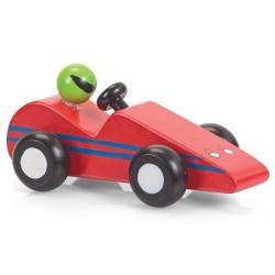 Дървена състезателна кола