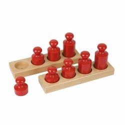 Plastic weights Educo