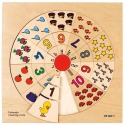 Counting circle Educo