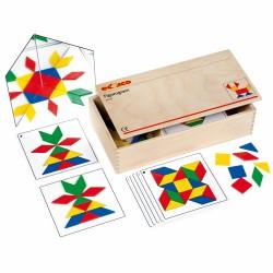 Образователна математическа игра Educo- Фигурограма