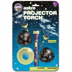 Astro Projector Torch, brainstorm