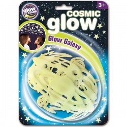 Cosmic Glow Galaxy, brainstorm