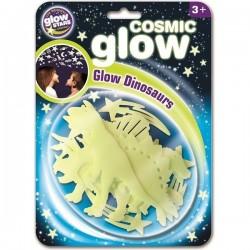 Cosmic Glow Dinosaurs, brainstorm