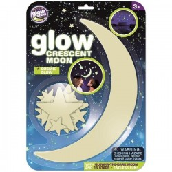 Glow Crescent Moon, brainstorm