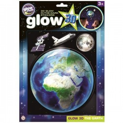 Glow 3D The Earth, brainstorm