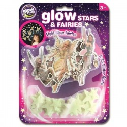 Glow Stars & Fairies,...