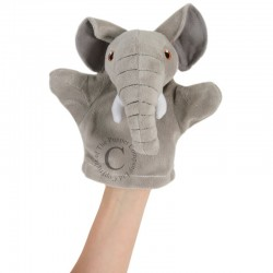 Elephant - My First Puppets, the Puppet Company