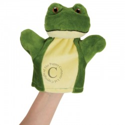 Frog - My First Puppets, the Puppet Company