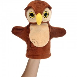 Owl - My First Puppets, the Puppet Company