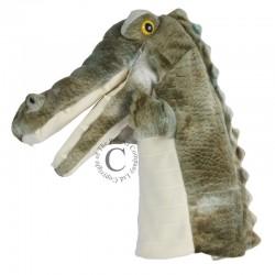 Куклa за куклен театър - ръкавицa, CarPets: Крокодил, The...