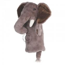 Куклa за куклен театър - ръкавицa, CarPets: Слон, The...
