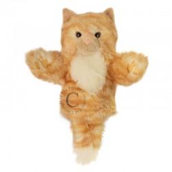 Куклa за куклен театър - ръкавицa, CarPets: Котка...