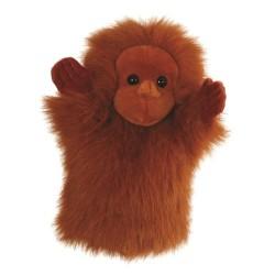 Куклa за куклен театър - ръкавицa, CarPets: Орангутан,...