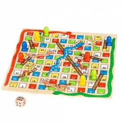 Snakes and Ladders + Tic...