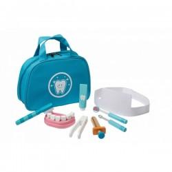 Dentist playset in bag, Joueco