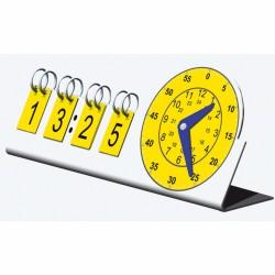 Образователен аналогово-цифров часовник, Jegro