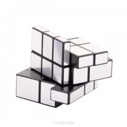 Magic cube, silver, Johntoy