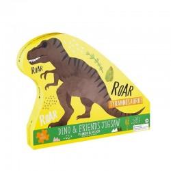 Пъзел Динозаври, Floss&Rock, 40 части