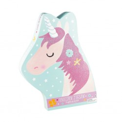 40 Piece Jigsaw - Fairy Unicorn - Floss&Rock