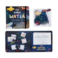 Magic Colour Changing Water Cards - Deep Sea - Floss&Rock