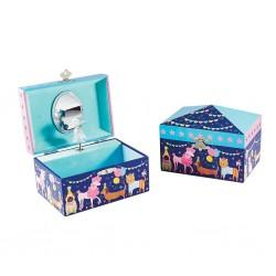 Musical Jewellery Box - Pets - Floss&Rock