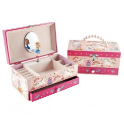 Musical Jewellery Box - Rainbow Fairy - Floss&Rock