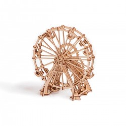 Wooden 3D puzzle Wood Trick - Observation Wheel