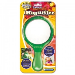 Outdoor Adventure Magnifier, brainstorm