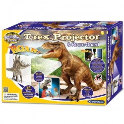 T-Rex Projector and Room Guard, brainstorm