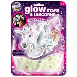 Glow Stars and Unicorns, brainstorm
