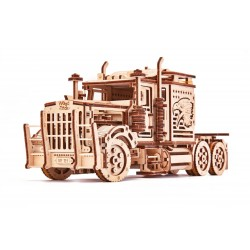 Wooden 3D puzzle Wood Trick - Big Rig