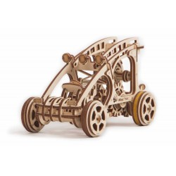 Wooden 3D puzzle Wood Trick - Buggy