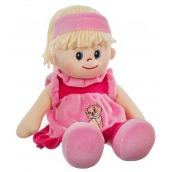 Poupetta Liesel with blonde hair, Heunec, 30cm