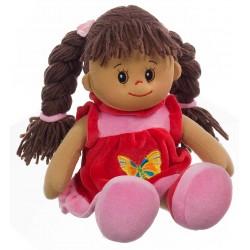 Мека кукла Луси, серия Poupetta, Heunec, 30см