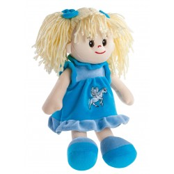 Poupetta Sindy with blonde hair, Heunec, 30cm