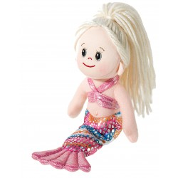 Poupetta Little Mermaid - blond, Heunec, 23cm
