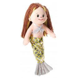 Poupetta Little Mermaid, brown-haired, Heunec, 36cm