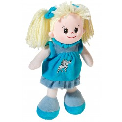 Poupetta Sindy with blond hair, Heunec, 20cm