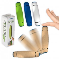 Magical wooden finger stick - Mokuru