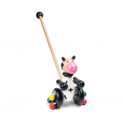 PINO Push-along toy - Cow
